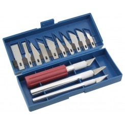 Designer Messer Set 13-tlg.