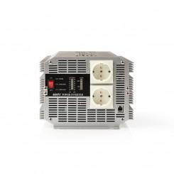 Wechselrichter 12V zu 230V 4000W, Spitzenleistung: 8000 W