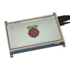 "Raspberry Pi HDMI-Touch-LCD Display Modul 7"" (17,78 cm)"