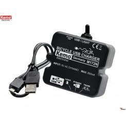 Fahrrad Power Laderegler USB