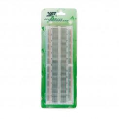 Laborsteckboard 200/630 Kontakte Transparent