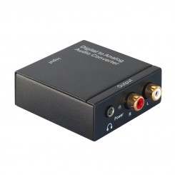 Mini-DAC Digital Analog Audio Converter