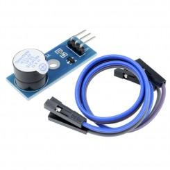 Passiver Buzzer Summer Alarm 3.3V-5V Arduino & Raspberry Pi