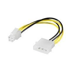 CAK S 5,25 Stecker zu P4 Stecker