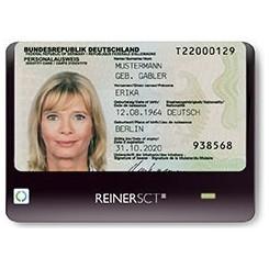 Chipkartenleser für den neuen Personalausweis (nPA)