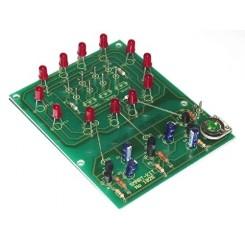 B1026 3-Kanal LED Lauflicht 9-15 VDC
