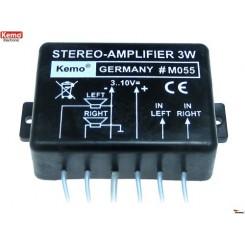 Stereo Verstärker 3W [M055]