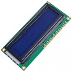 LCD2x16 LCD Modul 2x16 Weiße Zeichen mit Hintergrundbeleuchtung