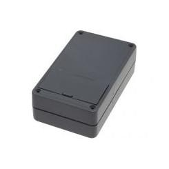 Kunststoffgeh. mit Batteriefach für 4 x Mignon
