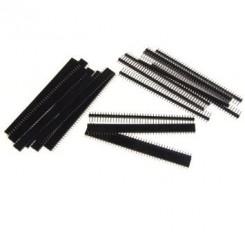 Stift,-Buchsenleisten je 5 Stück 40 pol. Stecker und Buchsen