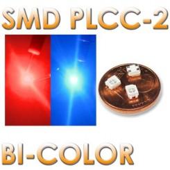 PLCC2 BICOLOR