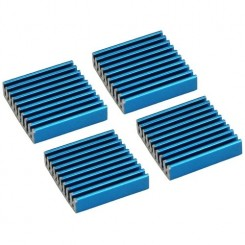 RAM-Kühler selbstklebende Kühlrippen, 4 Stück