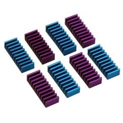RAM-Kühler selbstklebende Kühlrippen, 8 Stück