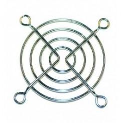 Schutzgitter 4 Ringe 60 x 60 mm Metall blank