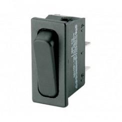 Wippschalter 1 pol 20A (4A) 250Vac ohne Markierung