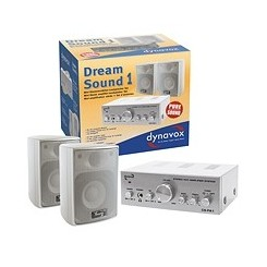 Dynavox Dream Sound Set I silber