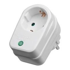 Netz- und Überspannungsschutz - bei z.B. Blitzeinschlag 230V - max.3500 W
