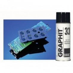 Graphit 33 Graphitlack 200 ml