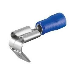 Steckerverteiler Flachstecker 6.4 BL 100 Stk.