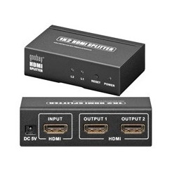 HDMI™ Splitter 1 x 2