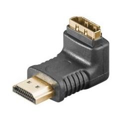 HDMI™ A-Stecker zu HDMI™ A-Buchse 270°