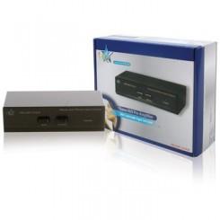 PRE-AMP-12/AUX Stereo Vorverstärker mit schaltbarem Aux-Eingang