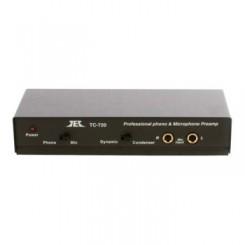 PRE AMP-MIC Professioneller Phono und Mikrofon Vorverstärker