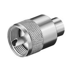 UHF-Stecker für max. 6mm Kabel - RG 58/U
