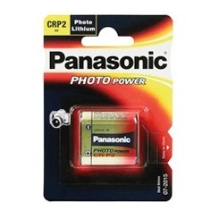 CR P 2 P Panasonic PHOTO POWER 1 BL