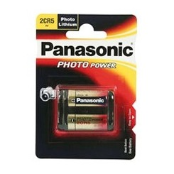 2 CR 5 Panasonic PHOTO POWER