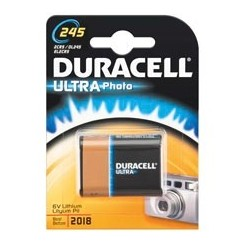 2 CR 5 Duracell DL245 1 BL