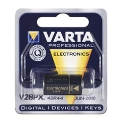 4 SR 44 / V 28 PX 4028 6,2V Varta 1BL