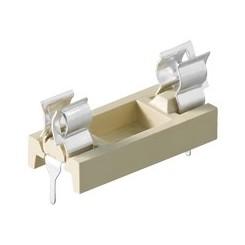 Sicherungshalter für Größe 6,3x32 - für Leiterplattenmontage