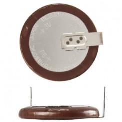 VL2330/HFN Knopfzellen Akku 3V, 50mAh