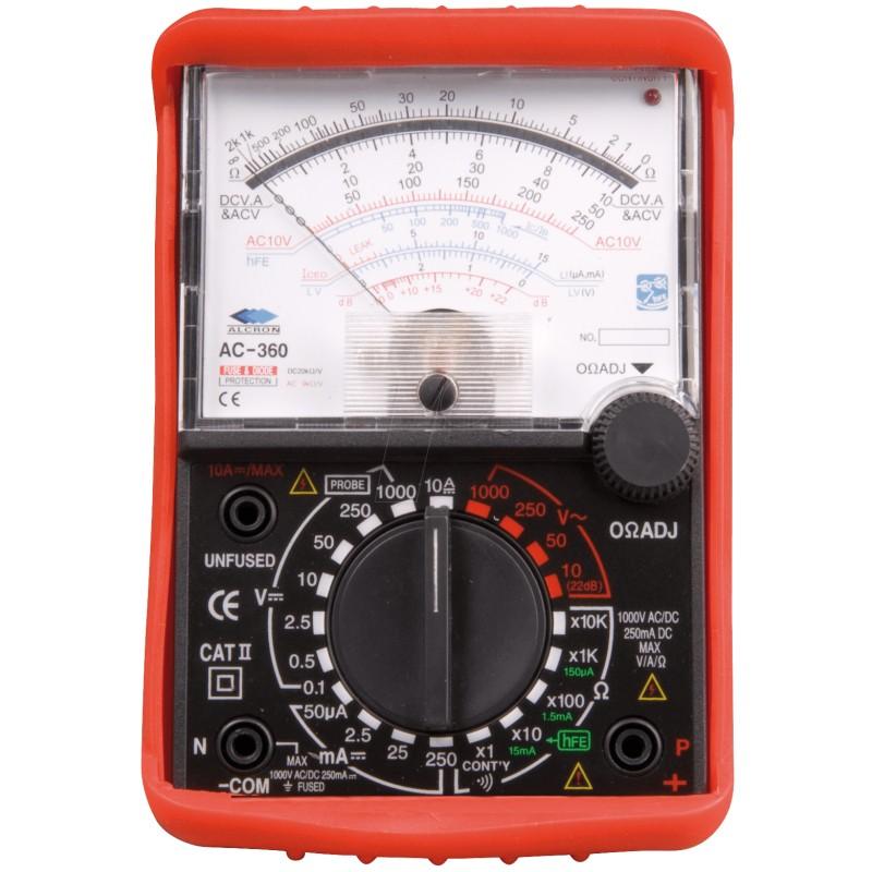 MT250 Analog-Multimeter