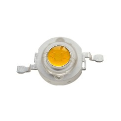 High Power 1W LED warmweiss 5er-Pack
