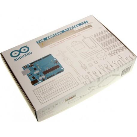 ARDUINO STARTER Grundlagen Arduino-Verwendung, 225-teilig