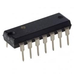 LMC6484N Operationsverstärker, 4-fach,R-R DIL-14