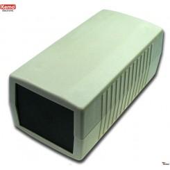 G117 Gehäuse mit Frontplatten (L x B x H) ca. 120 x 60 x 50 mm