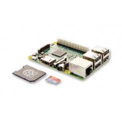 RASPBERRY PI 2 MODEL B 1GB RAM + 8GB NOOBS MICROSD