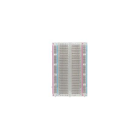 BN206934 Laborsteckboard 100/300 Kontakte Transparent