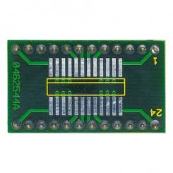 SMD-Adapter ADP-SO 24 24-pol. SO-Gehäuse