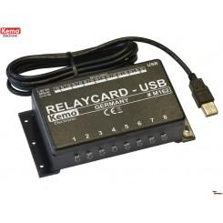 M162 USB Relaiskarte
