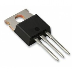 IRF 540 Leistungs-MOSFET N-Ch TO-220 100V 33 A