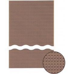 Punktkettenreihe Platine 100 x 160 mm Hartpapier Raster 2,54 mm