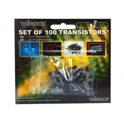 Transistoren-Set 100 teilig von Velleman